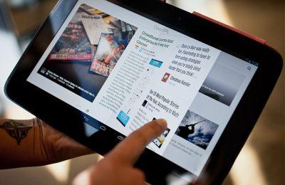 Tablet กับโปรแกรมที่สำคัญที่คุณขาดไม่ได้
