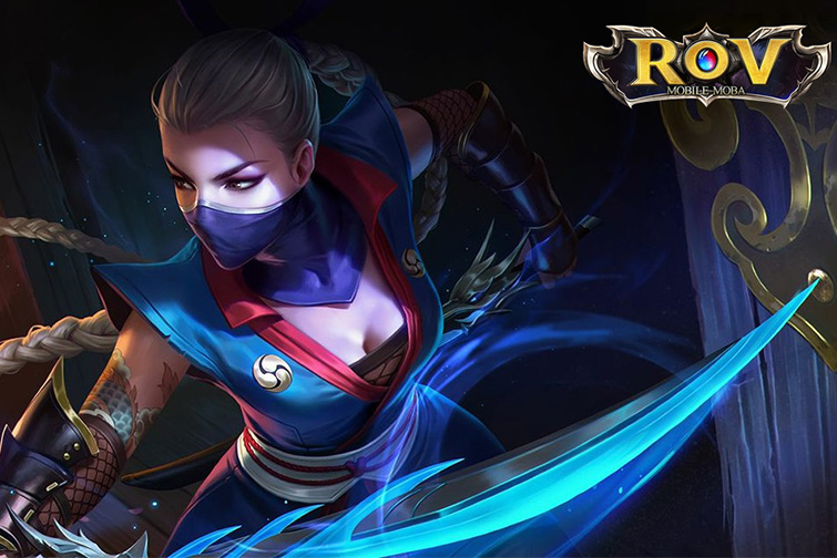MOBA game to play on mobile.