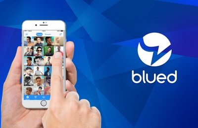 Blued แอพหาคู่สำหรับชาวสีม่วง